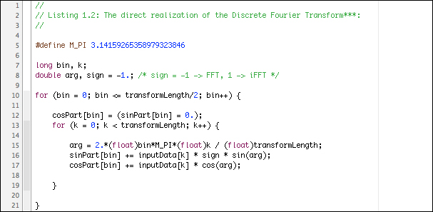"""The DFT """"à Pied"""": Mastering The Fourier Transform in One Day"""